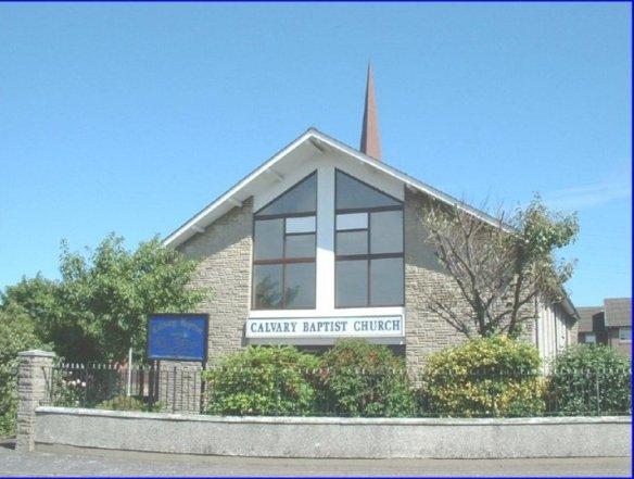 Calvary Baptist Church, Dee Street, Belfast