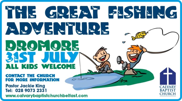 THE GREAT FISHING ADVENTURE