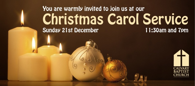 Christmas Carol Service